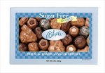 Asher's Chocolates Sugar Free Milk and Dark Assortment