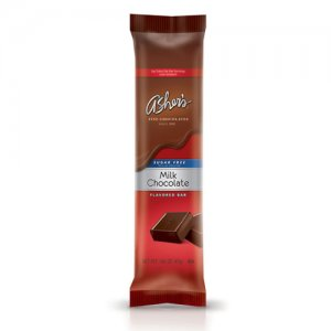 Asher's Chocolates Sugar Free Candy Bars
