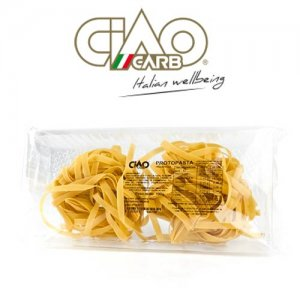 Ciao Carb High Protein Low Carb Tagliatelle Pasta