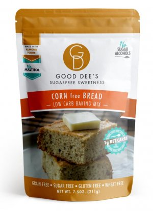 Good Dee's Low Carb Corn Bread Mix