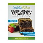 Diabetic Kitchen Low Carb Brownie Mix