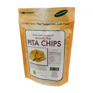 Dixie Diner Low Carb Pita Chips