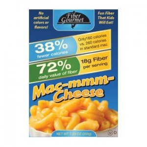 Fiber Gourmet Mac & Cheese