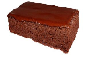 Golden Star Bakery Fat Free Brownie