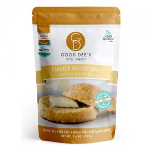 Good Dee's Low Carb Cracker Biscuit Mix