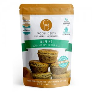 Good Dee's Low Carb Muffin Mix