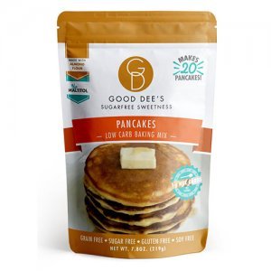 Good Dee's Low Carb Pancake Mix