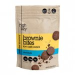 High Key Low Carb Brownie Bites