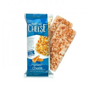 Just the Cheese Two-Pack Bars