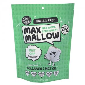 Know Brainer MaxMallow Low Carb Marshmallows