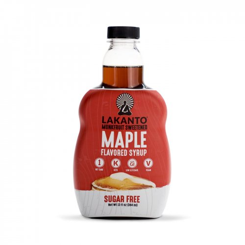 Lakanto Maple Flavored Sugar-Free Syrup - Click Image to Close