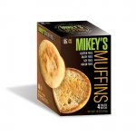 Mikey's Paleo Low Carb English Muffins