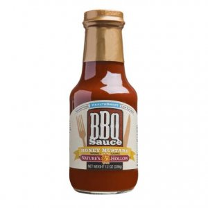 Nature's Hollow Sugar Free BBQ Sauce