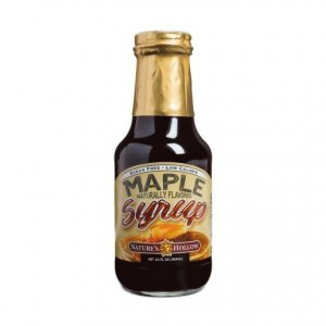Nature's Hollow Sugar Free Flavored Syrup