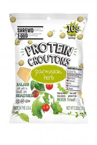 Shrewd Food Protein Croutons