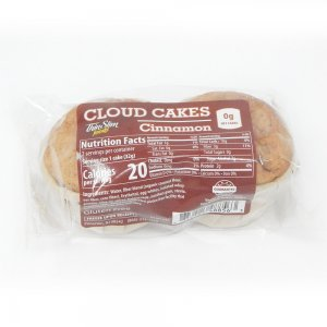 ThinSlim Foods Cloud Cakes, 2pack