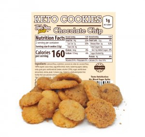 ThinSlim Foods Keto Cookies