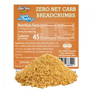 ThinSlim Foods Love-the-Taste Low Carb Breadcrumbs