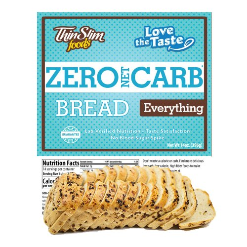 ThinSlim Foods Love-The-Taste Low Carb Bread - Click Image to Close