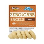 ThinSlim Foods Love-The-Taste Low Carb Bagels