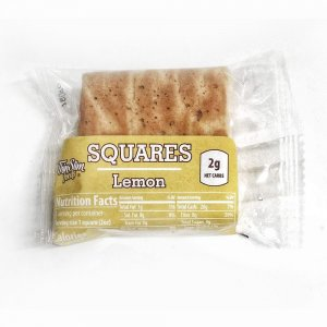 ThinSlim Foods Low Carb Low Fat Squares