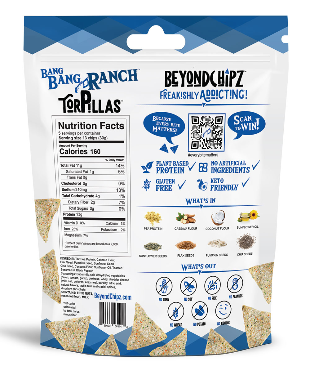 BeyondChipz Torpillas - Click Image to Close