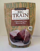 Big Train Chocolate Chip Brownie Mix