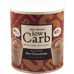 Big Train Hot Chocolate Mix 2lb Tub