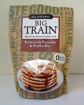 Big Train Buttermilk Pancake and Waffle Mix