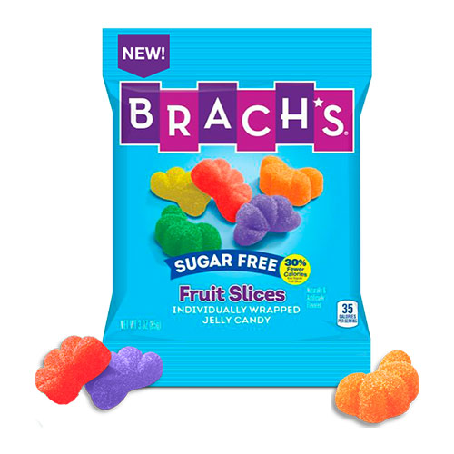 Brach's Sugar Free Fruit Slices - Click Image to Close