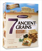 Crunchmaster 7 Ancient Grains Crackers