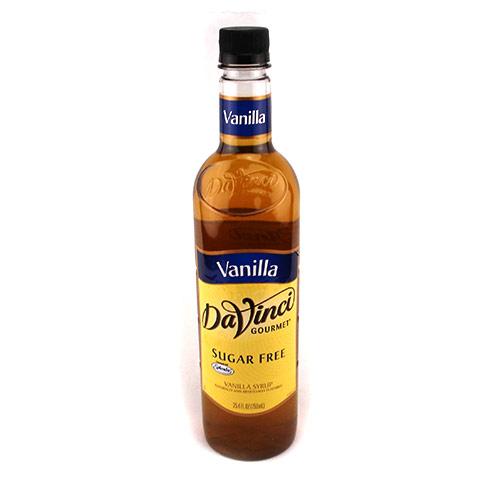 Davinci Sugar Free Syrup