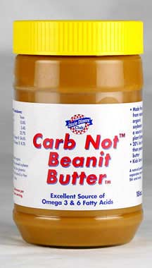 Dixie Diner Carb Not Beanit Butter, 15oz jar