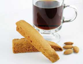 Dixie Diner Low Carb Lemon Biscotti