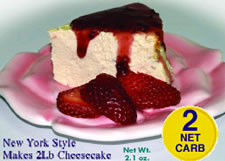 Dixie Diner Cheese Cake Mixes