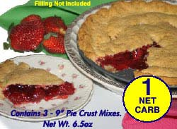 Dixie Diner Press n' Bake Pie Crust Mix