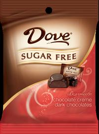 Dove Sugar Free Chocolates