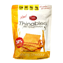 Fiber Gourmet Thinables Crackers