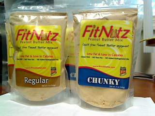 FitNutz Peanut Butter