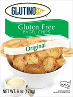 Glutino Bagel Chips