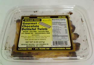 Healthy Delites Low Carb Deliteful Twists