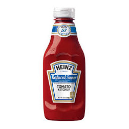 Heinz No Sugar Added Ketchup