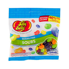 Jelly Belly Sugar Free Jelly Beans Sours