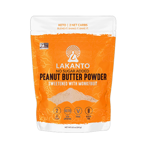 Lakanto Peanut Butter Powder - Click Image to Close