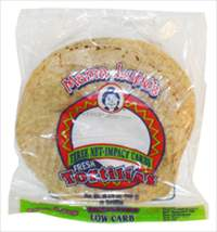 Mama Lupe's Low Carb Tortillas - Click Image to Close