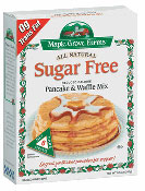 Maple Grove Farms Sugar Free Pancake & Waffle Mix