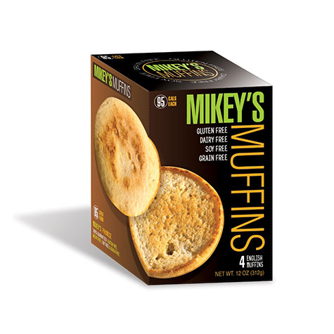 Mikey's Paleo Low Carb English Muffins - Click Image to Close