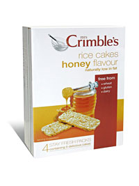 Mrs Crimbles Gluten Free Rice Cakes
