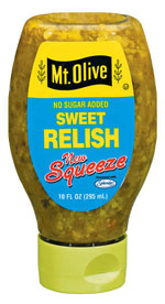 Mt. Olive No Sugar Added Sweet Relish