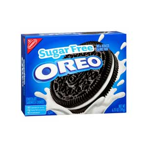 Nabisco Sugar Free Oreo Cookies